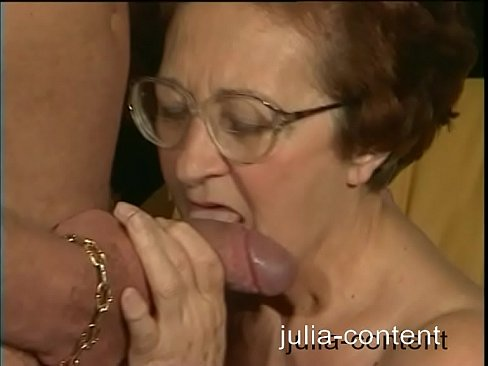 70yo Grandmother Fucked Younger Man