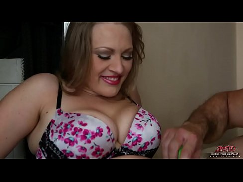 Busty Milf Shaved And Fucked