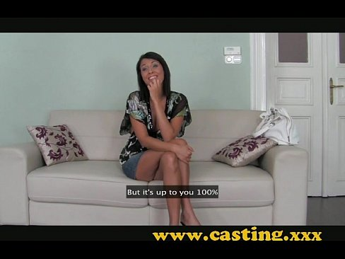 Casting – Brunette Milf With A Body To Die For