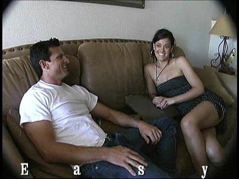 EasyDater – Hunter Fucks A Vegan On A Blind Date And Then She Dumps Him