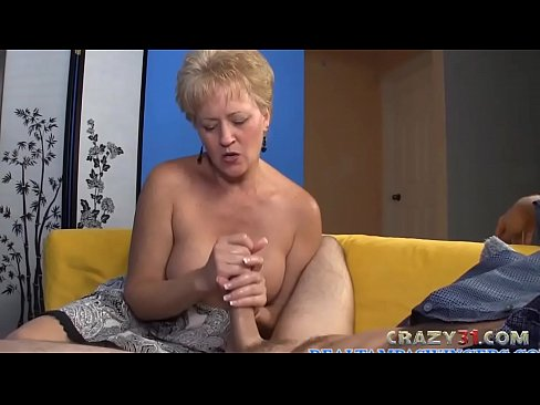 Mature Woman Loves Her New Dick
